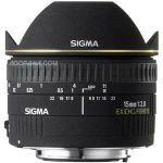 Sigm 15mm 2.8 Fisheye Canon
