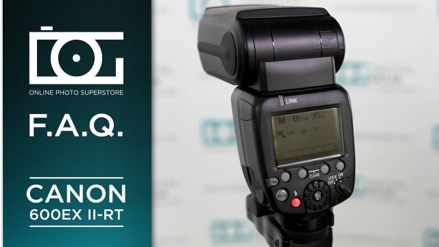 Canon Ex-600 ll RT Speed light
