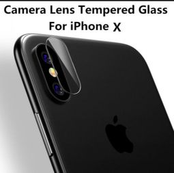 Glass Screen protector fer iPhone X