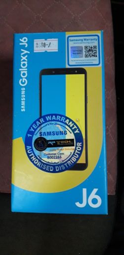 Samsung J6 used only 20 days