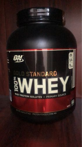 Whey gold protein