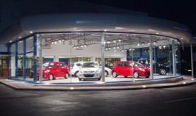 Salwa Road Car Showroom