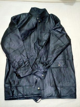 pakistani jacket leather