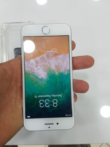 iPhone 8 silver color 256 gp for sale