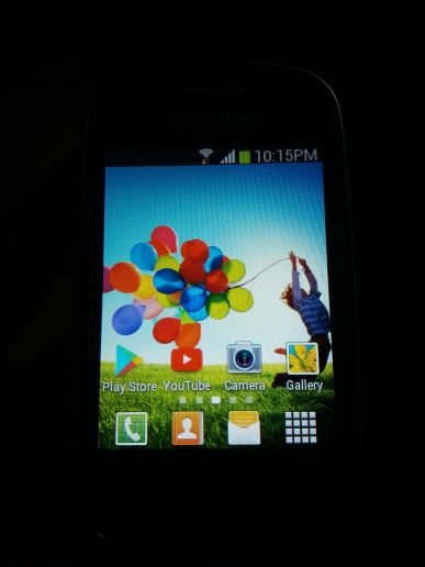 Samsung glaxy star gt-s5280 512mb & 2 gb