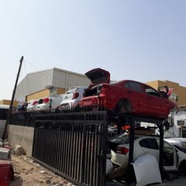 all cars spare parts used