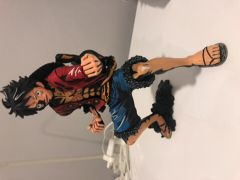Luffy action figure made in japan