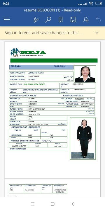 filipina application available now