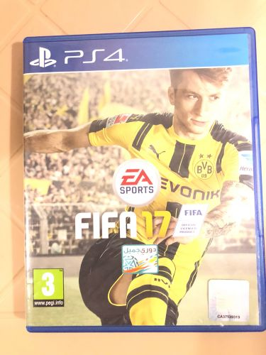 FIFA 17 for sale or exchange