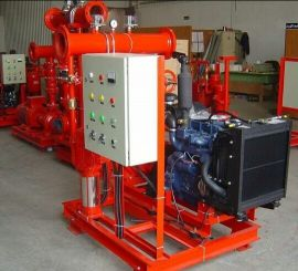 We sell fire pumps at excellent prices