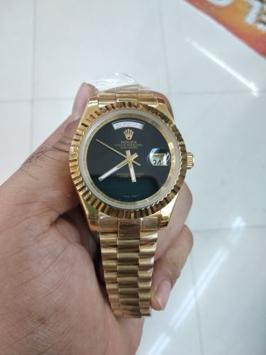 Rolex day and date