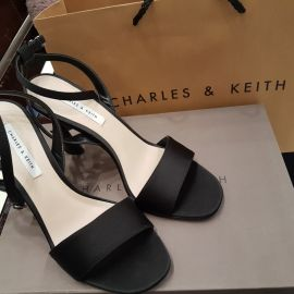 New Charles & Keith Sandals (not used)