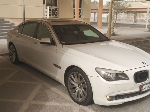 bmw 740 for sale or exchange with 4x4