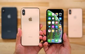 iPhone XS Gold 512 GB