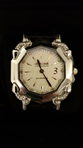 Roberto Cavalli New Watch for sale