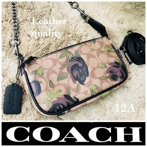 Coach Leather Sling Bags
