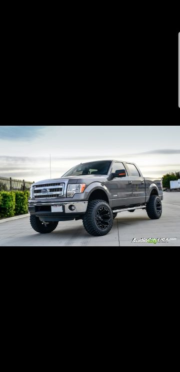 wanted F150 rims