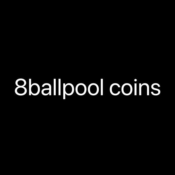 8ball pool coins for sale