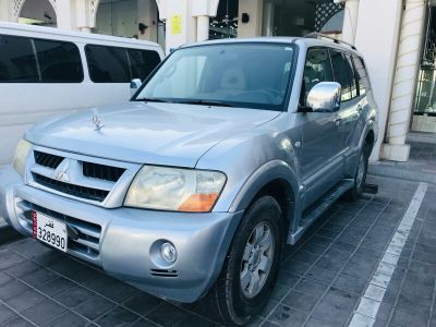 PERFECTLY BANK USED PAJERO FOR SALE