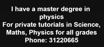 Teaching science, maths, physics