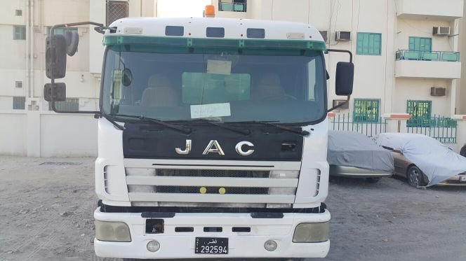 JAC Water Tanker For Sale.