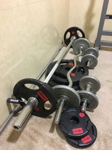 140K weight &professional bench