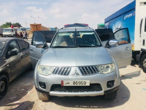 pajero sport first owner
