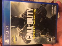 Call of duty and fifa