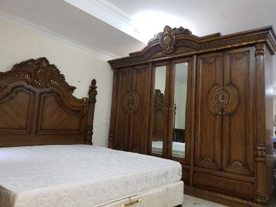 For sell king size bedroom set 200x20