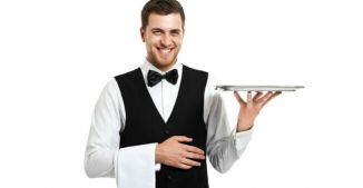 looking for waiter