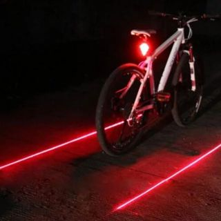 new model lights with laser