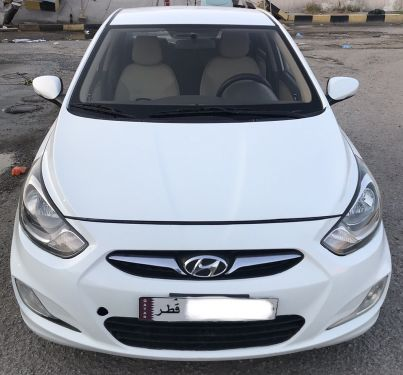 HYUNDAI ACCENT 2014 MODEL FOR SAL