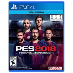 Looking for PES 18