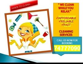 hate cleaning..we love it!!!