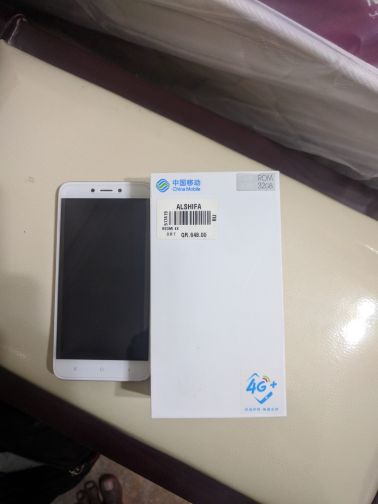 redmi 4x with warranty