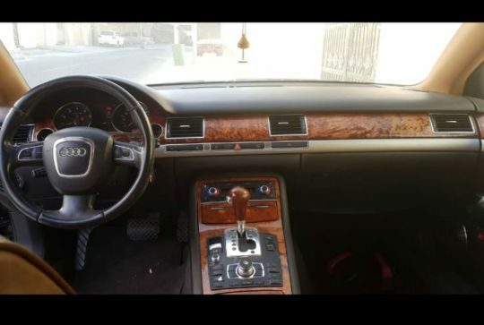 for sale or swap  4weels Audi A8 2010