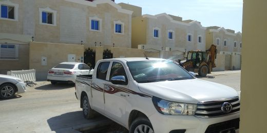 toyota hilux ready for company job