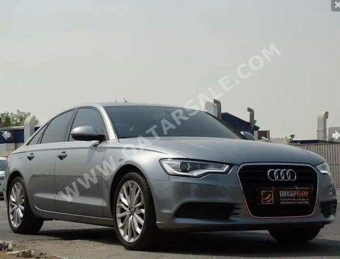 Audi A6 For Sale 2015