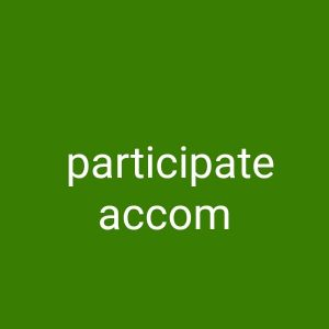 req participate accomm for an indian eng