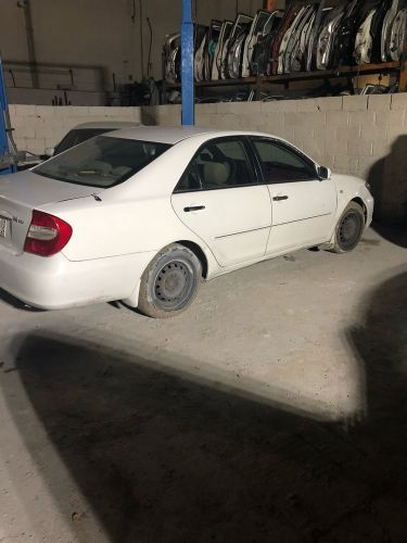 For selling Camry