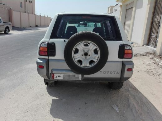 Rav4 with one year Registration