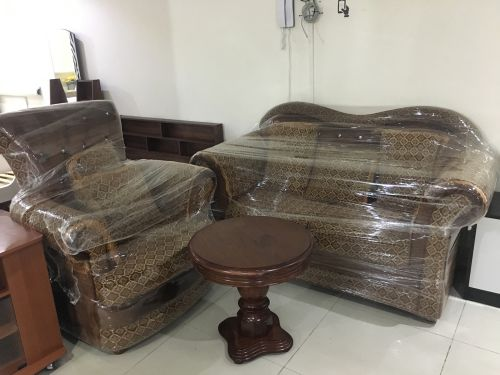 Sofa sale with center table