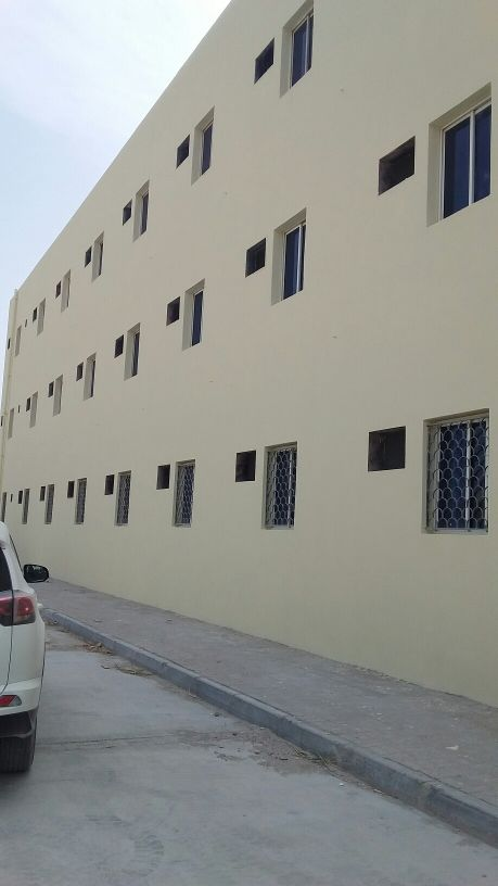 Labor Camp for rent in industrial area.