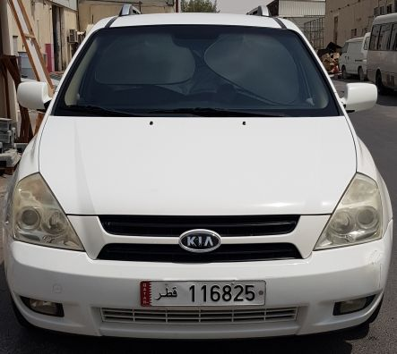 For Sale Kia Carnival 2007