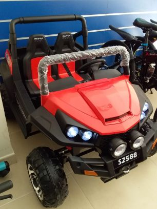 Electric cars, for kids (  2 seater )
