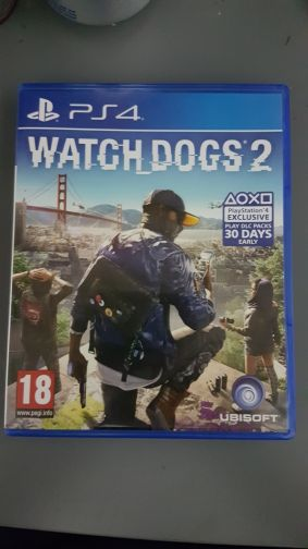 watch dogs 2 for sell