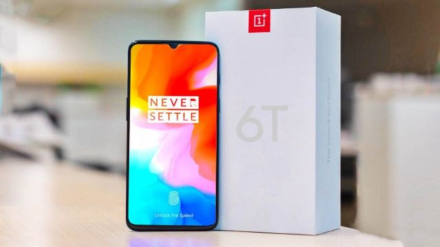 OnePlus 6T 8GB/128GB NEW