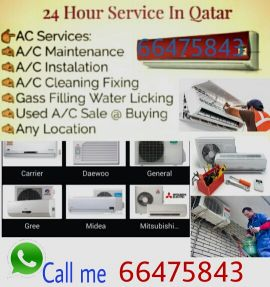 A/C Selling,Buying  Fixing, Servicing
