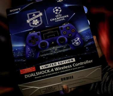 New Limited Edition PS4 controller