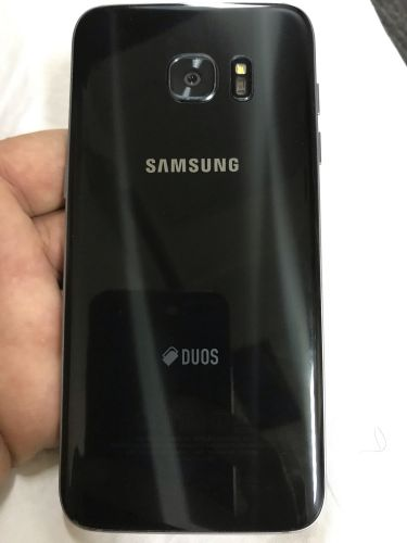 S7 Edge Duos Glass crack